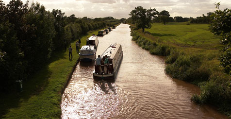 Canal Boats of Shropshire