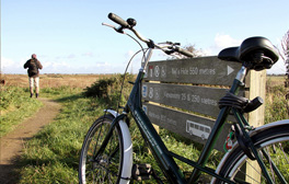Explore West Lancashire by bike