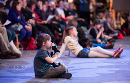 Have a whale of a time with the family in Brighton and Hove