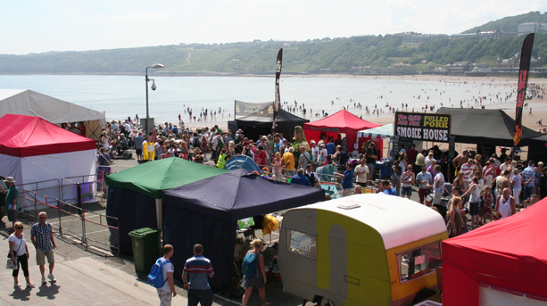 Taste Some Of The Best Food In Scarborough Visitengland