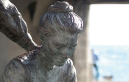 Cycle around Portsmouth and discover its famous women