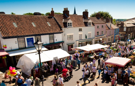 Taste Yorkshire's best produce at the Malton Food Lovers Festival