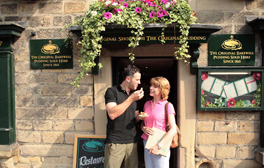 Plan a gourmet foodie break in the Peak District
