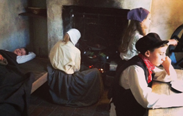 Learn about the poorest textile workers of Victorian Britain