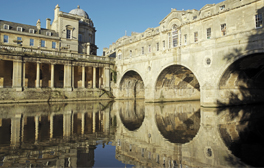 Visite Pédestre De Bath