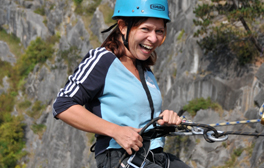 Get active with Bristol's Adventurous Activity Company