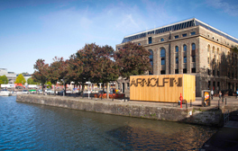 Lose yourself in art at the Arnolfini