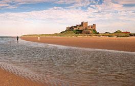 Blow away the cobwebs along the Northumberland coast