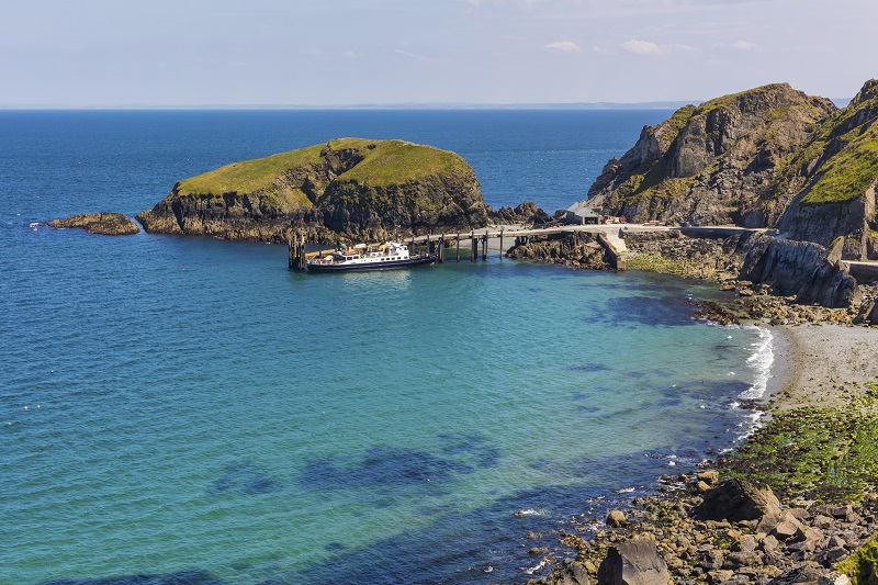 Discover spectacular Lundy Island