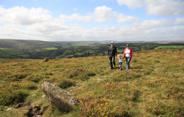 Navigate Dartmoor on foot