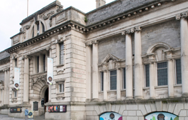 Explore the Plymouth City Museum and Art Gallery