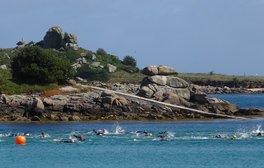 Challenge yourself to the Tresco Triathlon