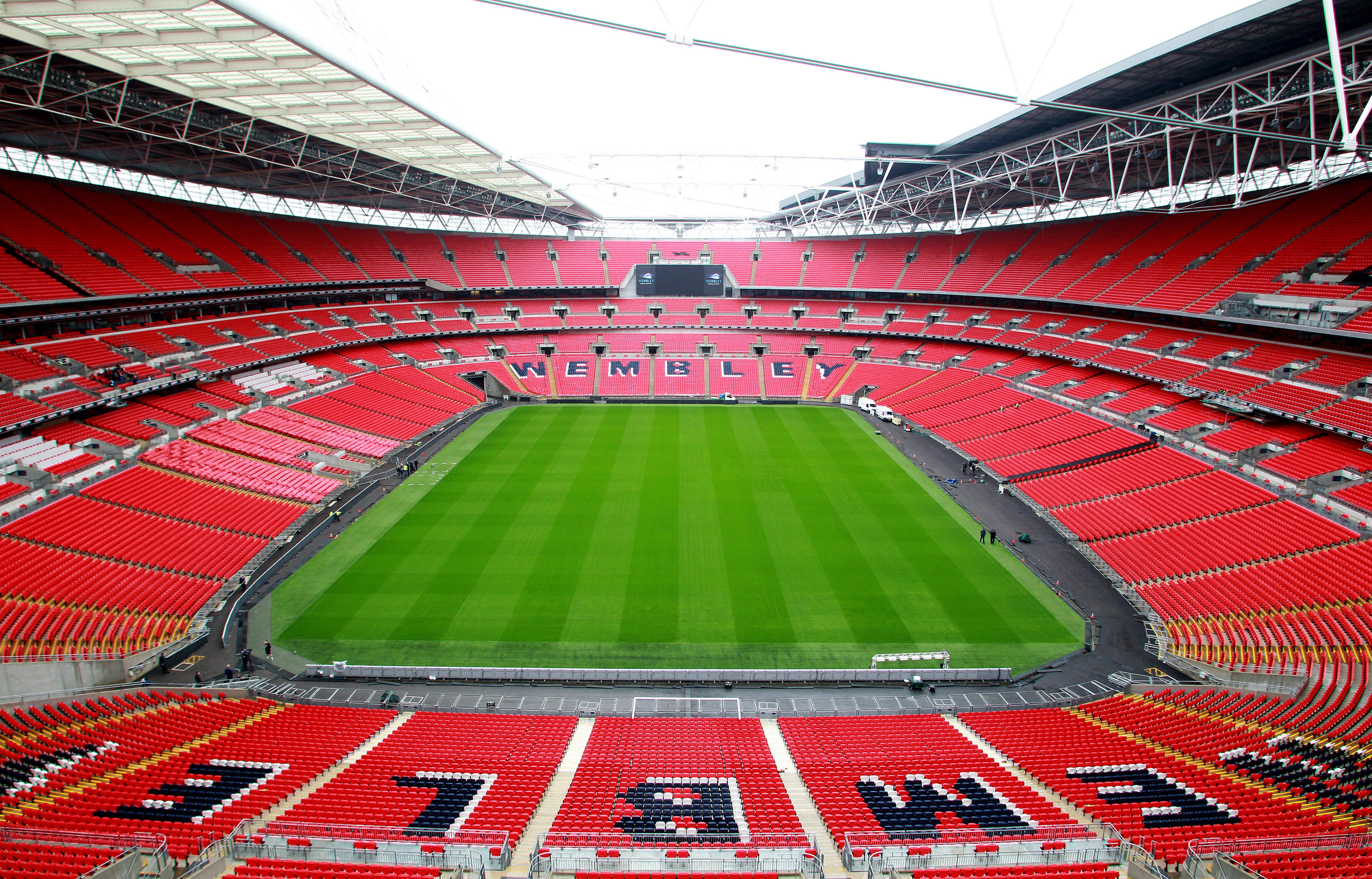 Things to do at Wembley Stadium