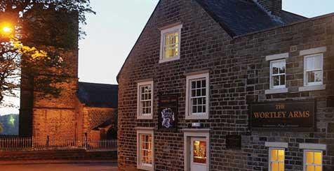The Wotley Arms Barnsley. Copyright Visit Barnsley