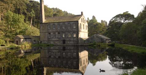 Gibson Mill. Credit Calderdale Council Tourism Team
