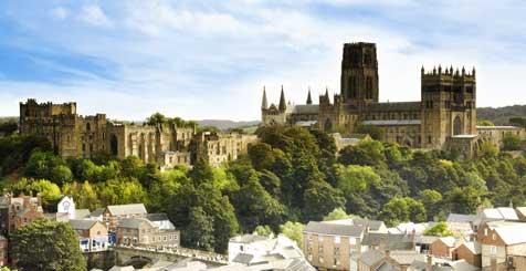 Durham City Skyline. Credit This is Durham