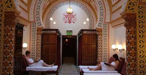 The Turkish Baths, Harrogate. Credit Visit Harrogate.