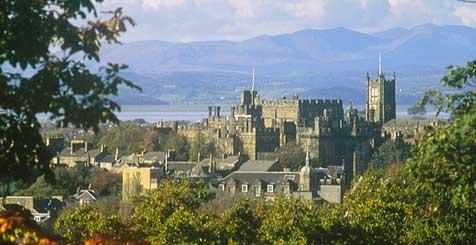 City of Lancaster. Credit Visit Lancashire