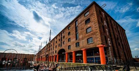 Liverpool Docks. Credit Visit Liverpool