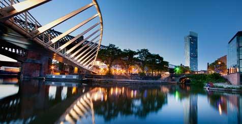 Manchester Quays. Credit Visit Manchester