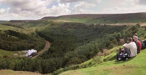 North York Moors. Credit North York Moors National Park