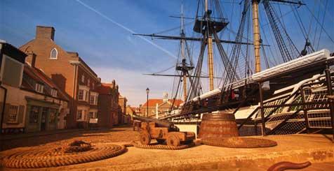 Hartlepool Maritime Experience. Credit Hartlepool Borough Council