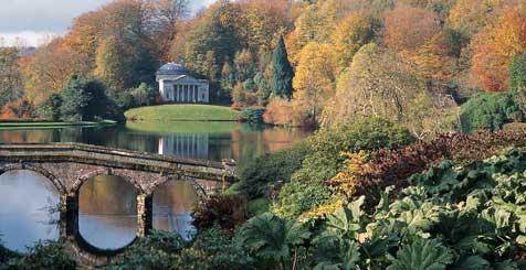 Stourhead Park