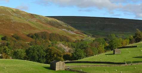 Yorkshire Dales. Copyright Kidson