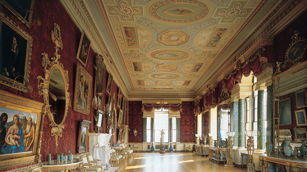 Make Yourself At Home At Harewood House Visitengland