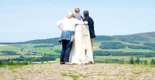 Find rural breaks in England, UK