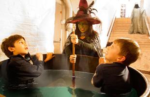 Halloween at Longleat, Bath