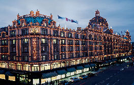 Put your faith in a Harrods' personal shopper