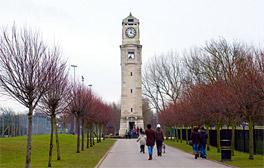 Blackpool opens its doors