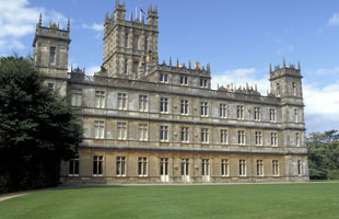 Highclere Castle. Copyright VisitBritain