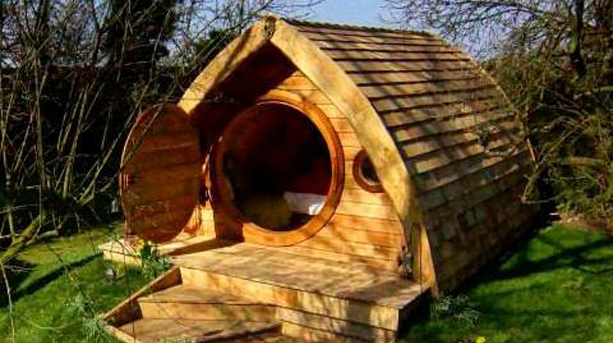 stay in an enchanted hobbit hole visitengland. Black Bedroom Furniture Sets. Home Design Ideas