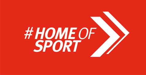 Home of Sport logo