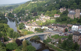Vallée d'Ironbridge