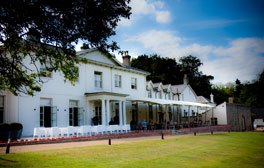 A luxury stay at Kesgrave Hall