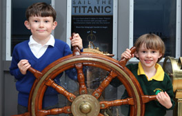 Tracing the Titanic in Southampton