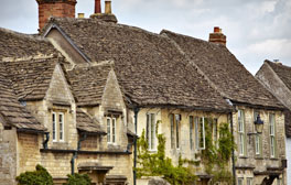 Follow in the footsteps of Harry Potter & Cranford in Lacock