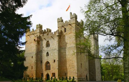 Live like a Lord & Lady at the Langley Castle Hotel