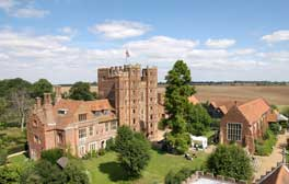 A day to remember at Britain's tallest Tudor Gatehouse