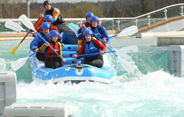 Go White Water Rafting at Lee Valley White Water Centre