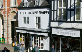 Ye Olde Pork Pie Shoppe
