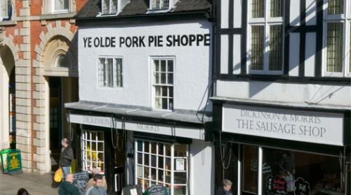 c00ef0e961392 Meaty delights at Ye Olde Pork Pie Shoppe   VisitEngland