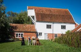Letheringham Water Mill Cottages