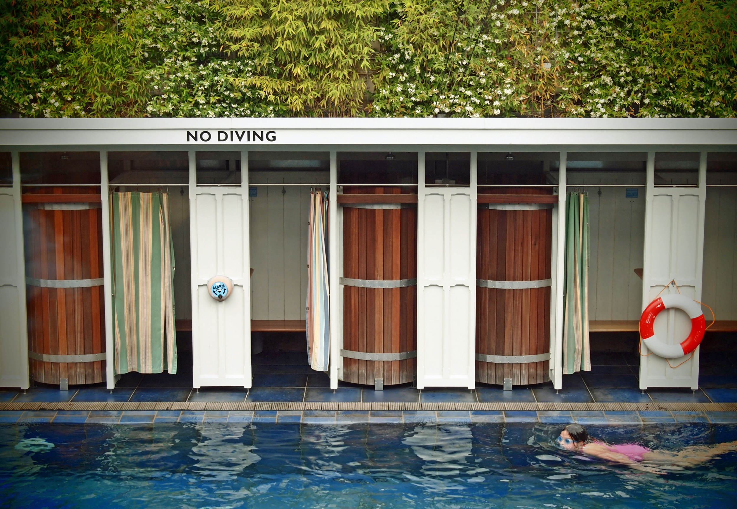 Pamper yourself in style in england visitengland for Garden pool room