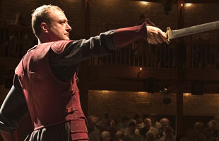 A performance of the Royal Shakespeare Society