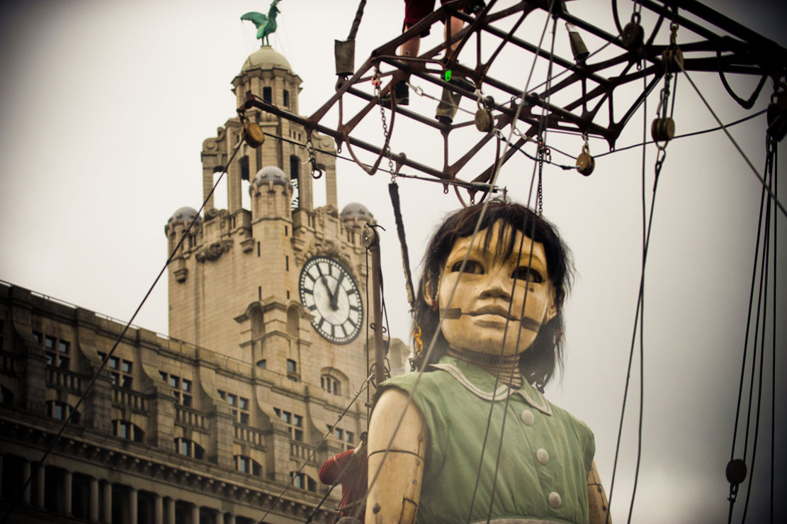 Memories of August 1914 in Liverpool