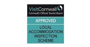 Visit Cornwall local accreditation scheme logo